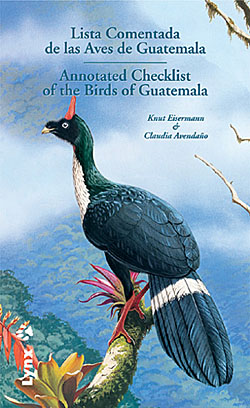 birds of Guatemala